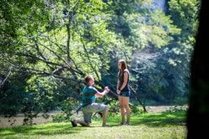 How we got engaged series- Ryan and Megan